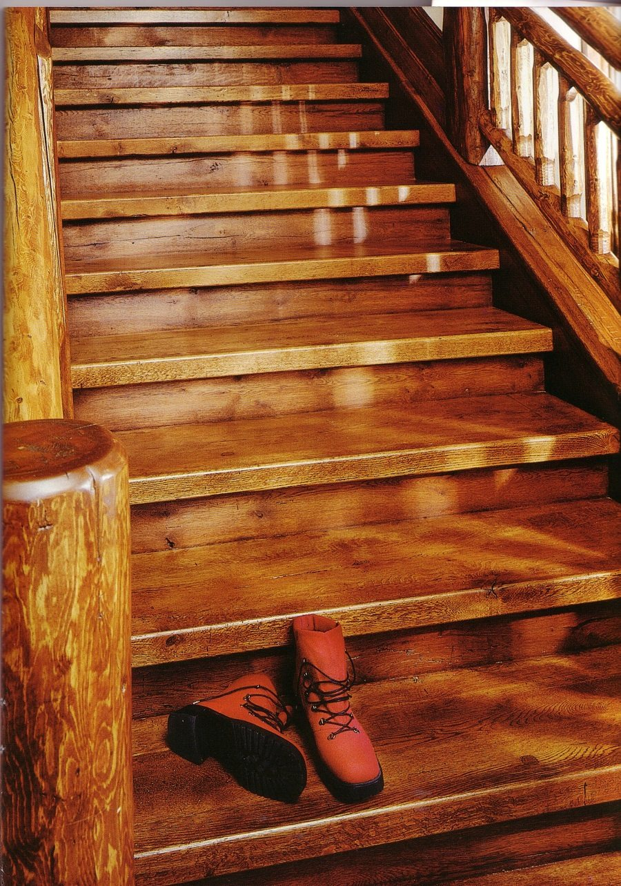 Antique Stair Treads