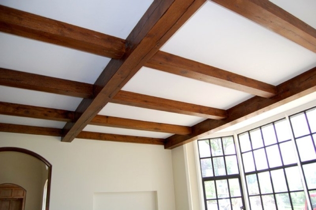 Antique White Oak S4S Beams