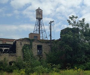 Indiana textile mill