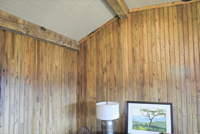 Pecky (Non-reclaimed) Cypress Wall Planking